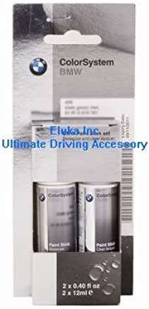 BMW Genuine Touch-up Paint Stick Mineral White Metallic code A96