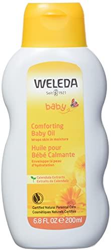 Weleda Bébé Huile Massage Douceur 200 ml