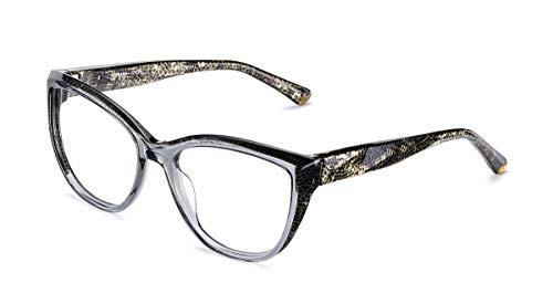 Etnia Barcelona Ferrara GYCH - Marco para gafas de sol (55-17 mm), color gris