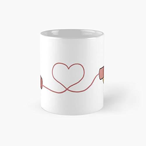 Milk Mocha Classic Mug - 11 Ounce For Coffee, Tea, Chocolate...