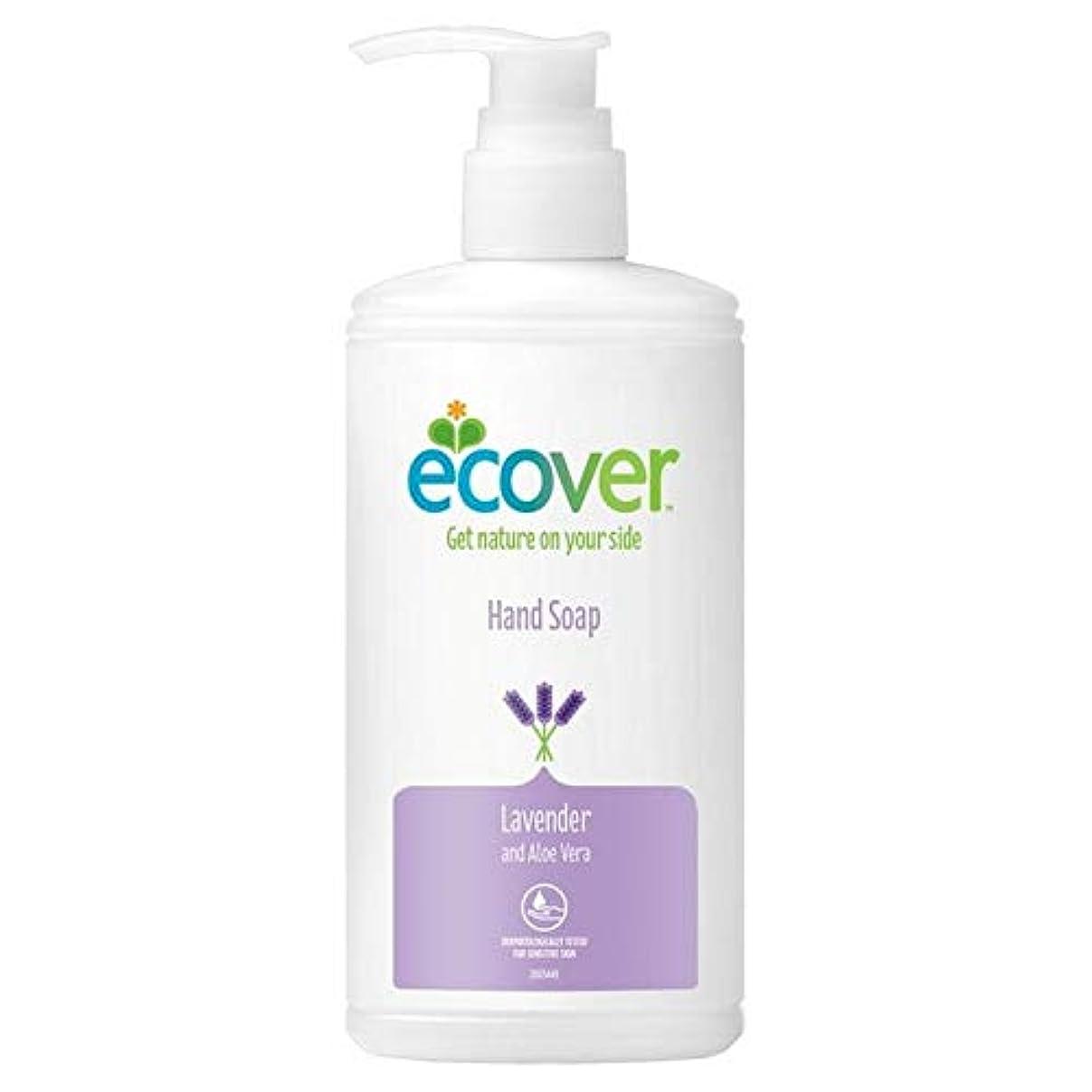 ミルク曲毎回[Ecover ] エコベール液体ハンドソープ250ミリリットル - Ecover Liquid Hand Soap 250ml [並行輸入品]