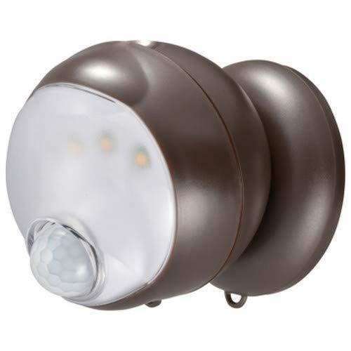 オーム電機 センサーライト LS-BH11SH4-T