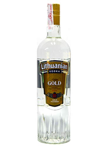 LITHUANIAN VODKA GOLD 1 L