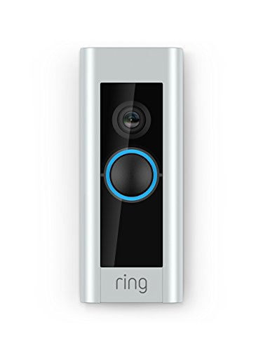 Ring Video Doorbell Pro, Works with SmartThings & Alexa (wiring required)