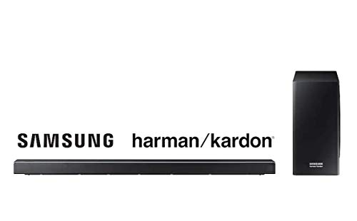Samsung HW-Q60R Haut-Parleur soundbar 5.1 canaux 360 W Noir - Haut-parleurs soundbar (5.1 canaux,...