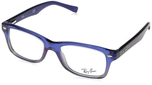 Óculos de Grau Ray Ban Junior Ry1531 3647/48 Azul/cinza Transparente