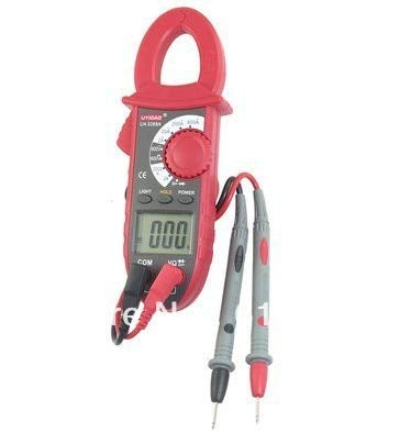 Save %50 Now! MAO YEYE UA3268A Ammeter AC/DC Voltmeter Ohmeter Diode Hfe Digital Clamp Multimeter + ...