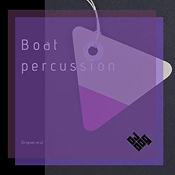 Boat percussion