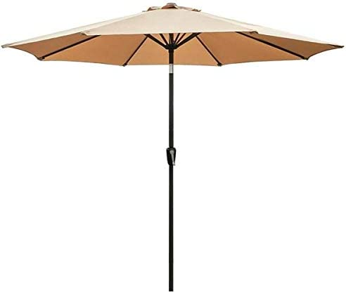 BRLUCKY US 2.7M Hand-cranking Folding Cheap mail order specialty Max 41% OFF store Style Sunshade Waterproof
