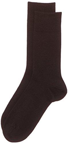 DIM Lana Caballero x 1 Calcetines cortos, Negro (Negro), 39/42 (Tamaño del fabricante:39/42) para Hombre