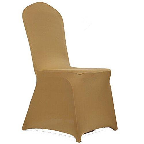 Universel Spandex stretch Housses de chaise Hôtel Décoration de fête de mariage Banquet