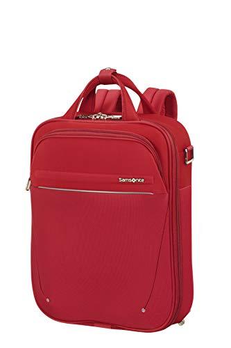 SAMSONITE B-Lite Icon - 3-Way Laptop Backpack Exp Rucksack, 40 cm, 18 Liter, Red
