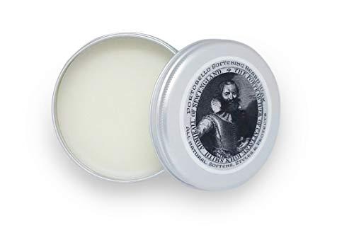 Bartwachs. Portobello Weichmachendes Bartwachs, natürlich und handgefertigt in Großbritannien. (30ml)