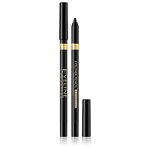 EVELINE Eyeliner Pencil waterproof, Black