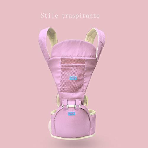 Baby Carrier Ergonomics 4 In 1 Atmungsaktive Babytragegurte Baby Four Seasons Universalgurte Für Neugeborene Kleinkinder,A
