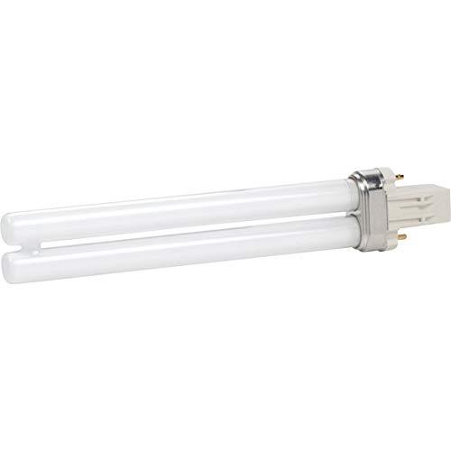 Phillips 434662 13 Watt 2-Pin Pl-S Cool White Compact Fluorescent Non-Dimmable Light Bulb