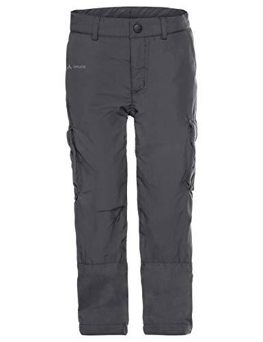 VAUDE Kinder Hose Kids Detective Cargo Pants, iron, 134/140, 409768441400