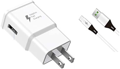 2 AMP Fast Wall Adapter 5 FEET Type C USB for ZTE Blade Z MAX Z982 product image