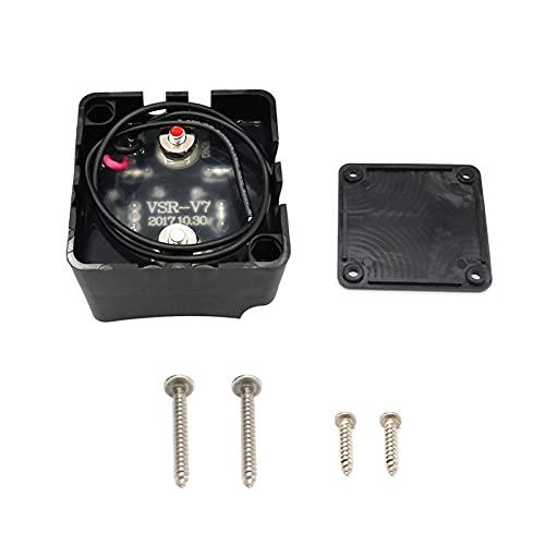 MEILIJIE XIAOXU MIN Relé Sensible al Voltaje relé de Carga automático 125A aislador de batería Dual VSR Auto Accesorios