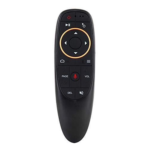 Rehomy Air Remote Maus mit Sprachsteuerung, kabelloser IR-Lern-Controller für Telefon (OTG) Smart TV Projektor