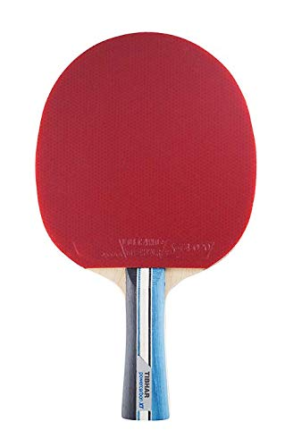 Tibhar Powercarbon XT Table Tennis Bat - Flared - Blue