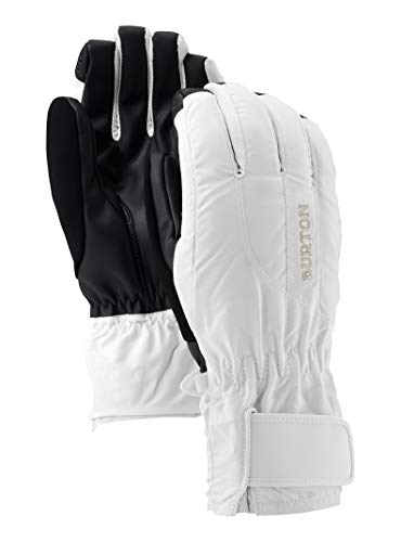 BURTON Women's Insulated, Warm and Weatherproof Winter Profile Under Glove with Touchscreen