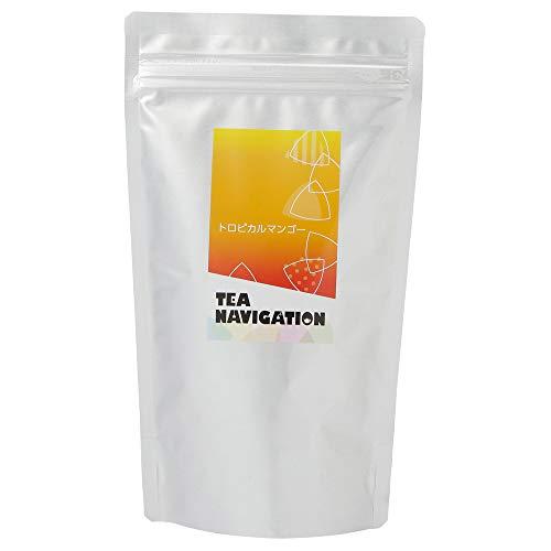 TEA NAVIGATION ティーバッグ 25入 最高級品質業務用・家庭用 紅茶 トロピカルマンゴー