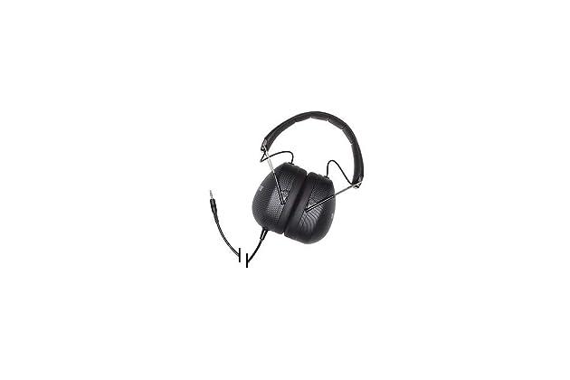 65652dc3adb Amazon.com: Vic Firth Stereo Isolation Headphones V2 (SIH2): Musical  Instruments