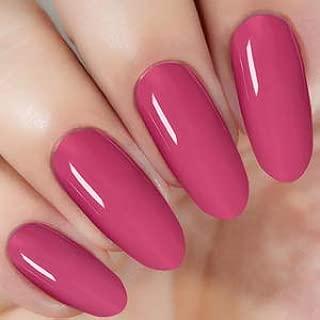 Pink Nail Dipping Powder (Added Vitamin) I.B.N Nail Dip Acrylic Powder for Nail Salon Home Use, 1 Ounce, No Need Nail Dryer Lamp Cured (DIP 024)