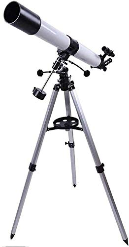 SKSNB con Adaptador para teléfono, telescopio de 90 mm con trípode, para niños nuevos en astronomía