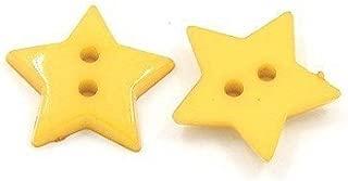 Best star buttons yellow Reviews