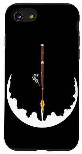 iPhone SE (2020) / 7 / 8 Bassoon Bassoonist Gifts Jass Music Big Band Reeds Bassoon Case