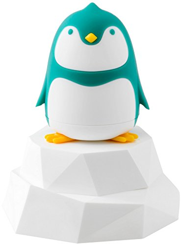 iThinking Penguin met Ice Block Penguin Shaped Portable Schroevendraaier met Extension Bar, Turquoise (FRK-PG9001-T) van iThinking