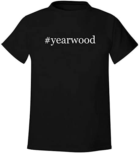 yearwood Men s Hashtag Soft Comfortable T Shirt Black X Large product image
