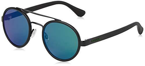 Havaianas Unisex-Erwachsene JOATINGA Sonnenbrille, BLCKGREEN, 51