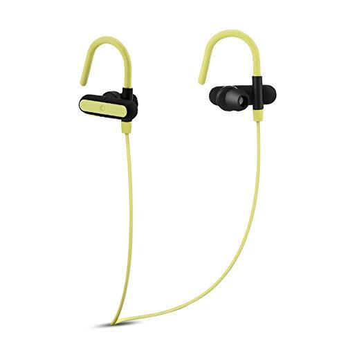 Draadloze koptelefoon Draagbaar Sport Bluetooth Oortelefoon Oortelefoon Ruisonderdrukking Ingebouwde microfoon HD Stereo Headsets voor Sport, Hardlopen, Fitness
