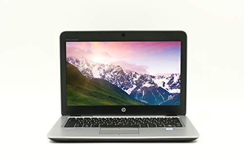 HP Elitebook 820 G3 12.5 pulgadas HD Ready | Ordenador portátil potente | Intel Core i5-6.Gen 8 GB de RAM - 256 GB SSD Win 10 Home teclado DE | 1,54 kg Plata (reacondicionado)