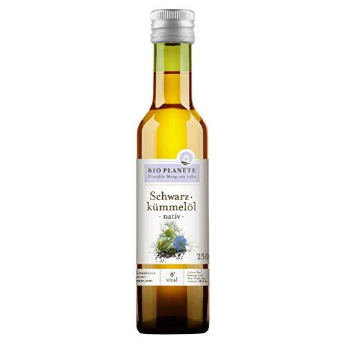 Bio Planéte Bio Schwarzkümmelöl nativ 250ml Flasche
