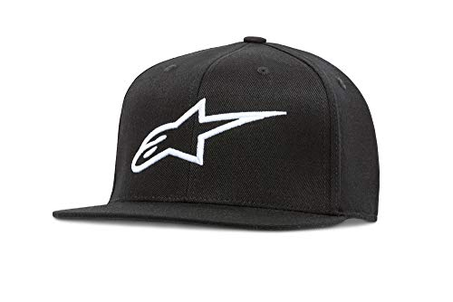 Alpinestars Ageless Flat Casquette Homme Noir FR : M (Taille Fabricant : M)