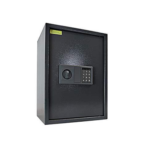 Caja fuerte de acero de Dirty Pro Tools (marca registrada), grande, de alta seguridad, electrónica, digital, segura para el hogar