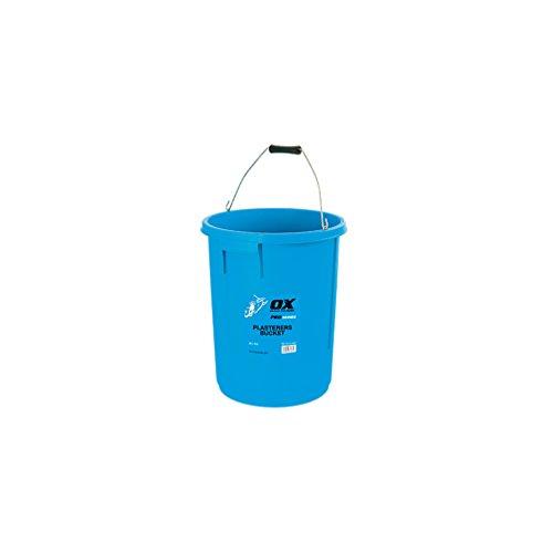 OX Tools OX-P110825 OX Pro 25 Litre Plasterers Bucket, Blue, 25L