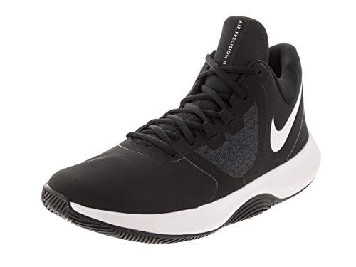 Tênis de basquete masculino Nike, Black/White, 10
