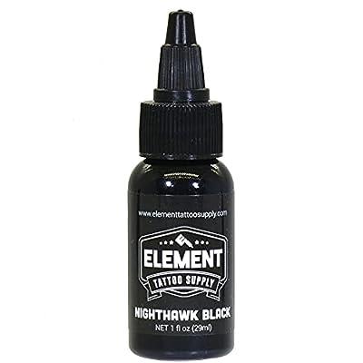 Element Tattoo Supply Black