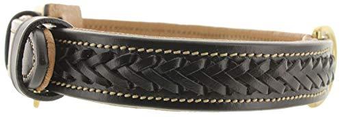 Viosi Leather Dog Collar