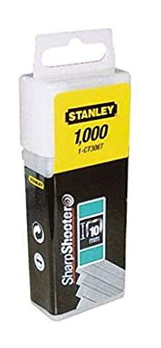 Stanley 1 CT305T Grapa Tipo 300 8mm 1000u