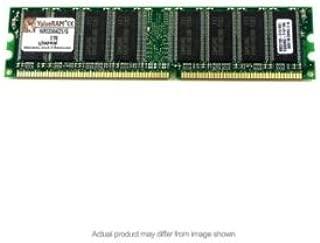 KINGSTON - VALUE RAM KVR266X72RC25L-1G 1GB PC2100 266MHZ DDR 184PIN DIMM ECC REG LP CL2.5 2.5V GOLD
