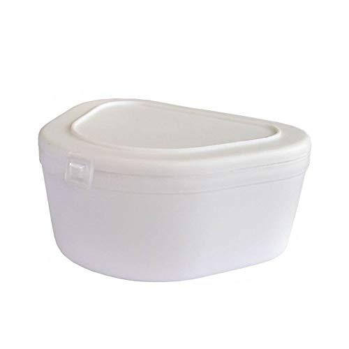 Caja protector para prótesis, implantes y siliconas dentales