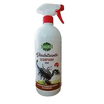 GreenWall Répulsif désinfectant anti-explosion Produit en spray naturel 1 l