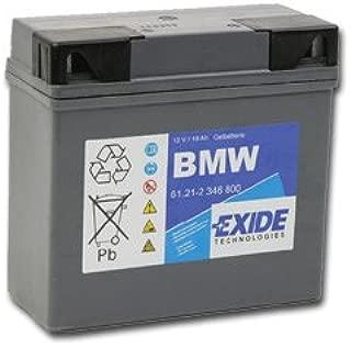 BMW Motorcycles Gel Battery 12volt 19ah