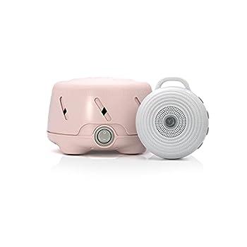 Yogasleep Dohm UNO White Noise Machine  Pink  + Rohm Portable Sound Machine Bundle